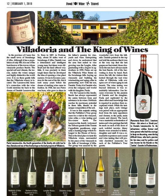 press-villadoria-the-italian-tribune