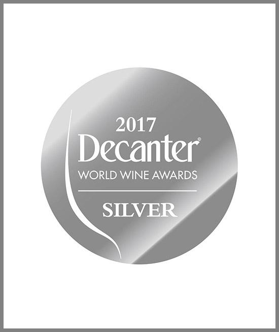 Decanter 2017 - SILVER MEDAL - Barolo DOCG 2013