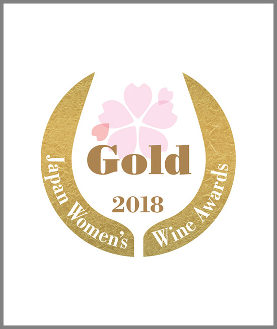 Japan Women's Wine Awards 2018 – SAKURA GOLD – Temprà Nebbiolo d'Alba 2015
